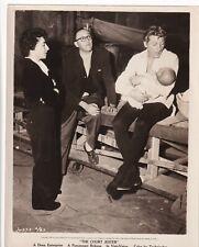 DANNY KAYE + SYLVIA FINE HANDSOME STUNNING PORTRAIT 1955 ORIG VINTAGE Photo 36