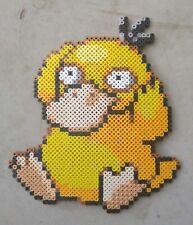 Psyduck Pokémon Pixel Art Perler Bead Art