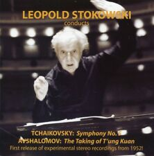 Leopold Stokowski - Early Stereo Recordings from 1952 [New CD]
