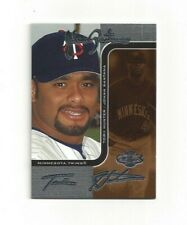 2006 Topps Co-Signers Changing Faces Silver Bronze 40 Johan Santana 013/125