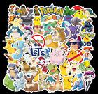 Pokemon Stickers 50 Sticker Pack set lot