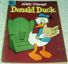 Walt Disney's Donald Duck 52, (FN 6.0) The Lost Peg Leg Mine! 40% off Guide!