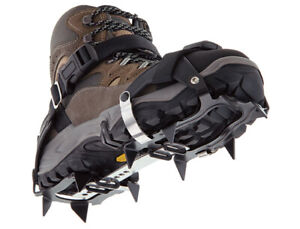 Kahtoola K•10 Hiking Crampons Black