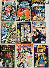 justice League JSA a GIANT Lot of 49 Comics!