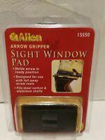 Allen Arrow Gripper Sight Window Pads - #15550 - Lot of 6