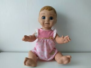 Spin Master Luvabella Blonde Hair Interactive Baby Doll