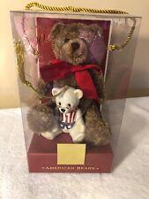 Lenox Teddy Bear 100th Anniversary America Bears