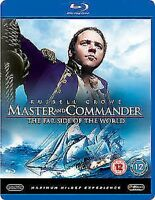 Master And Commander - The Lejos Side Of World Blu-Ray Nuevo (2424007000