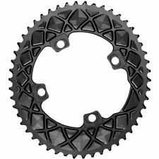 Absolute Black FSA ABS Oval Chainrings 4&5x110BCD 50T - Black