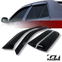 For 2007-2011 Honda Crv Cr-V Sun/Rain/Wind Guard Shade Deflector Window Visor 4P