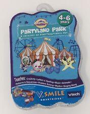 Vtech V.smile : Cranium - Partyland Park for Ages 4-6