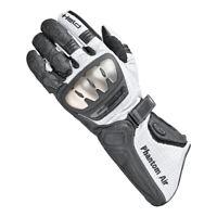 NEU HELD Phantom AIR Sport Motorradhandschuhe Känguruleder schwarz weiß M = 8