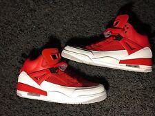 Air Jordan Spizike 10.5 Gym Red