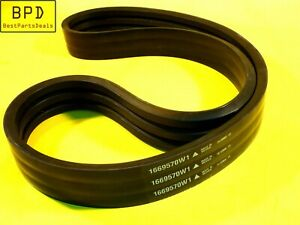 "Replace 843008M1 Massey Ferguson OEM Replacement Belt A64 1//2/"" x 66/"""