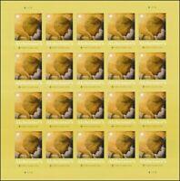 Alzheimer's Semi-Postal Sheet of 20 Forever Stamps Scott B6