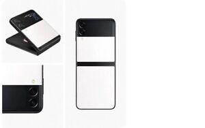 Samsung Galaxy Z Flip3 5G SM-F711B - 256 Go - Blanc (Déverrouillé)
