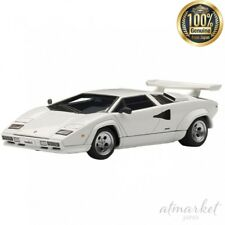 AUTOart Mini Car 54533 Lamborghini Countach 5000S 1/43 white Finished JAPAN
