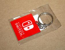 Nintendo Switch Rare Promo Metal Keychain