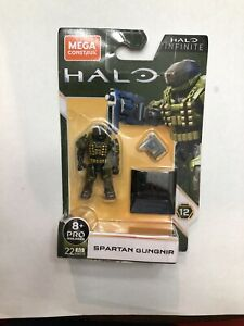 Mega Construx Halo Infinite SPARTAN GUNGNIR Halo Hero Series 12 2020 Brand New