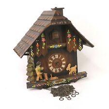 Regula Musical Cuckoo Clock - Parts or Repair - Kk1106