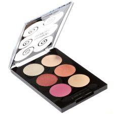 Palette Maquillage - 6 Fards Ombres à Paupières Tons Roses