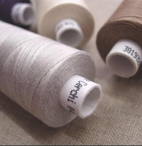 Coats Tre Cerchi 100% Cotton TK40 500M, 1 Spool. Wide Range Of Colours!