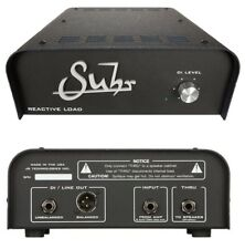 Suhr Reactive Load Box 8 ohms 100 RMS Max Di Direct Box For Guitar Amplifier