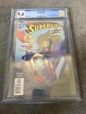 DC Supergirl #75 Peter David MANY HAPPY RETURNS Ed Benes Art CGC 9.6 Action 252