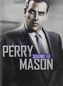 Perry Mason: Seasons 1-3 [New DVD] Boxed Set, Full Frame, Mono Sound