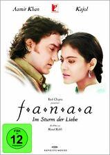 Fanaa - Im Sturm der Liebe - Bollywood DVD NEU + OVP!