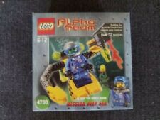 LEGO Alpha Team Mission Deep Sea Robot Diver (4790) *NEW IN BOX*