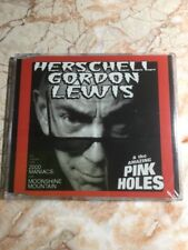 NEW SEALED HERSCHELL GORDON LEWIS The South's Gonna Rise Again CD ROCK