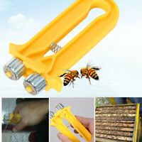 Beekeeping Tool Box Frame Bee Hive Wire Tensioner Cable Crimper Beehive Tensor