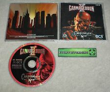 Carmageddon II 2 Carpocalypse Now - Jewel Case Version - PC game