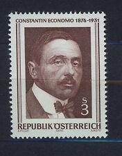 AUSTRIA 1976 MNH SC.1040 Costantin Economo,neurologist