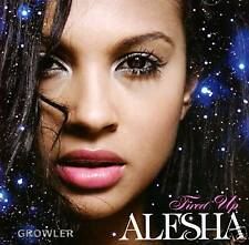ALESHA DIXON FIRED UP - RARE CD ALBUM - JAPAN IMPORT SHOW MUSIC REMIX JAPANESE