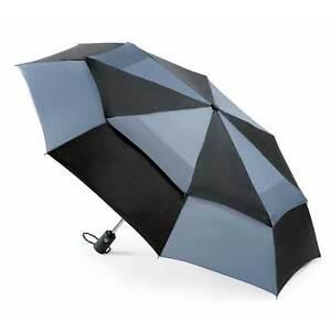 Totes Wonderlight  Automatic Open/Close Double Canopy Umbrella