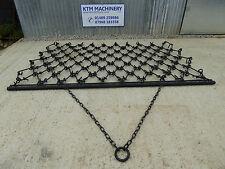 8 Foot NEW 3 way use Trailed Chain Harrow, Field Harrow, Grass Harrow, Harrows