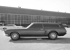 Mustang 1966 Concept Wagon 8 x 10  Photograph