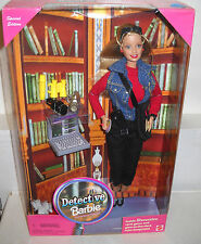 #7808 RARE NRFB Mattel Best Buy Detective Barbie Special Edition