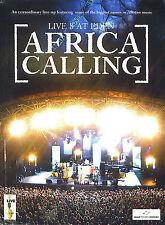 Live 8 at Eden Africa Calling (2 DVD)