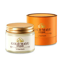 *Berrisom* GOLD MAYU CREAM 70g - Korea Cosmetic
