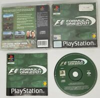 Formula One 2001, PlayStation (PS1) (3+) Sony - 711719259626 FAST FREE POST