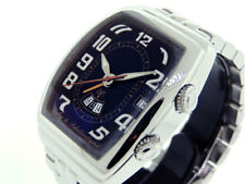Dubey & Schaldenbrand Sonnerie GMTA/ST Alarm/GMT Link Bracelet 38mm $8900 LNIB