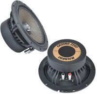 Ground Zero GZUK 65SQX 16,5 cm Tief- Mittelton 4 Ohm Kickbass Lautsprecher 120 W