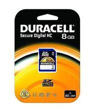 Memory card per cellulari e palmari Classe 4 con 8 GB di archiviazione