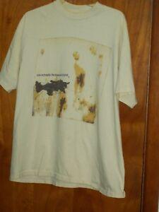 VINTAGE 1994 1995 NIN Nine Inch Nails Halo Eight Downward Spiral XL album shirt