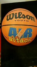 Pre-owned Wilson Air attack Ball Basketball 27.0 - Youth