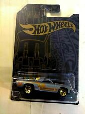 HOT WHEELS 51st   ANNIVERSARY SATIN AND CHROME CUSTOM '71' EL CAMINO  NEW