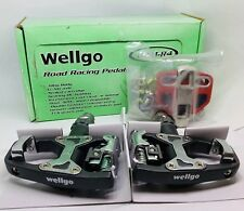26a7264b4e6c Wellgo WAM-R4 Clipless Road Bike Clipless Pedals Vintage NOS NIB